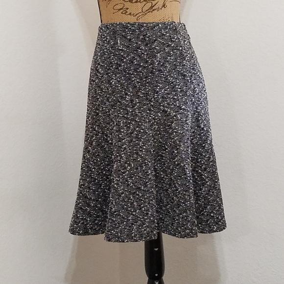 Cynthia Rowley Dresses & Skirts - Cynthia Rowley • black & white textured skirt•